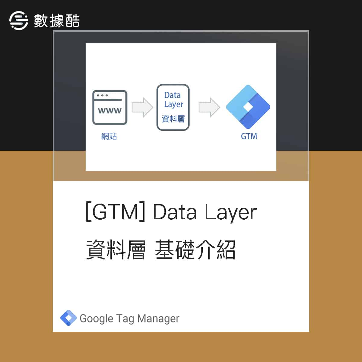 GTM 資料層( Data Layer )基礎介紹
